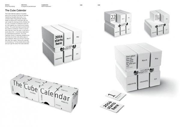 Philip Stroomberg - Preface for The Art of Calendar Design