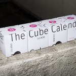 The Cube Calendar by Stroomberg - 2021, packaging